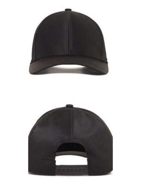 hat plain black baseball cap snapback ae87fce698a