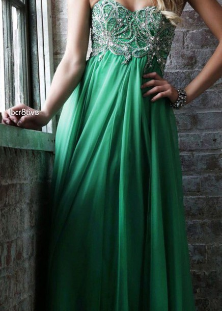 dress prom green colorful fashion prom dress prom dress green dress colorful dress