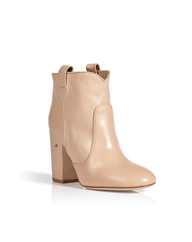 Leather Ankle Boots from LAURENCE DACADE | Luxury fashion online | STYLEBOP.com