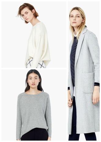 fab le frique blogger sweater coat shoes cardigan dress jewels