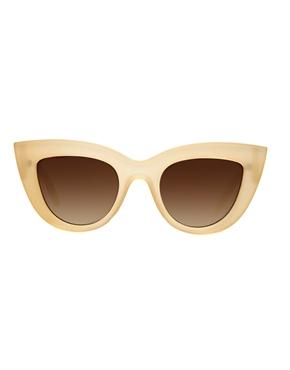 Asos flat top cat eye sunglasses at asos