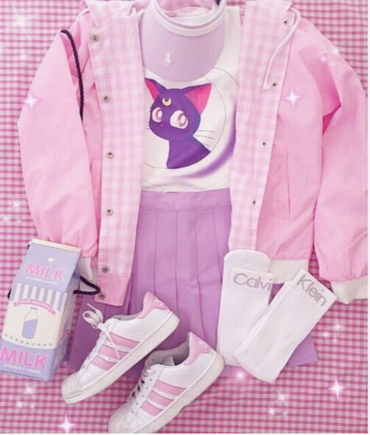 jacket pink