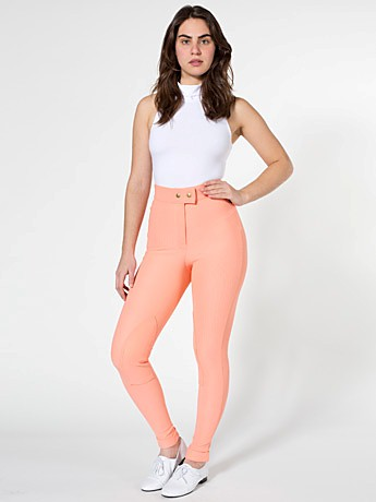 Riding Pant | Pants | New & Now's Women | American Apparel