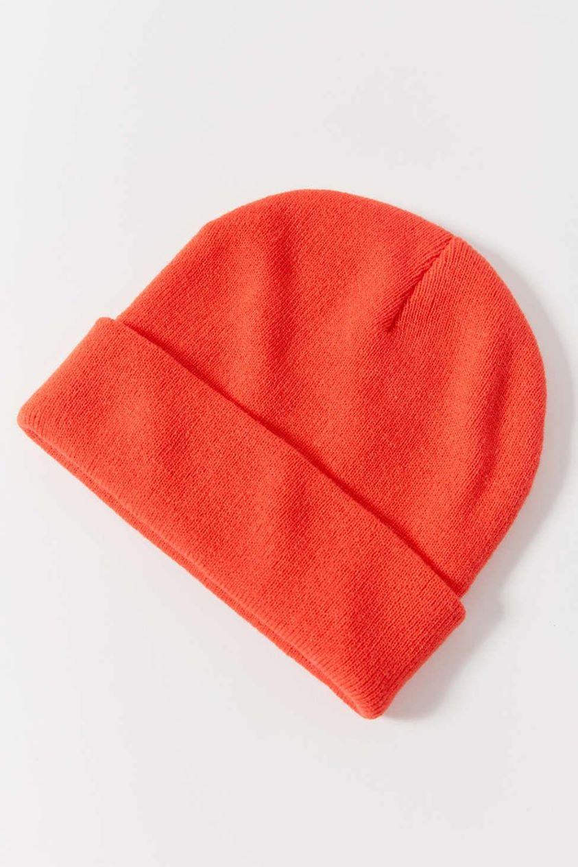 UO Lila Jersey Knit Beanie