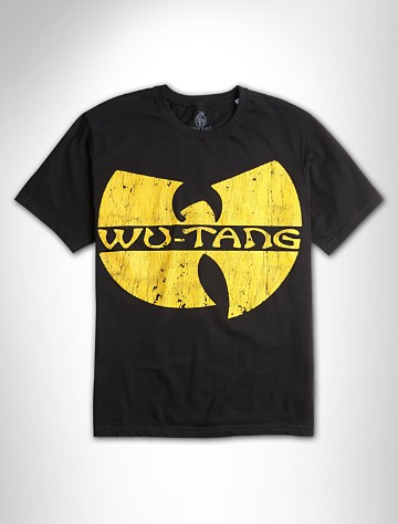 Wu-Tang Screen Tee