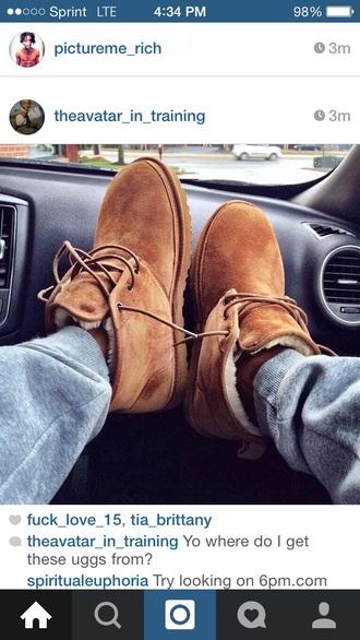 shoes ugg boots boots men clothes instagram mens shoes