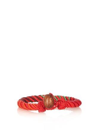 embellished red jewels