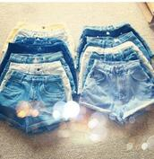 shorts,High waisted shorts,denim,high waisted denim shorts,high rise
