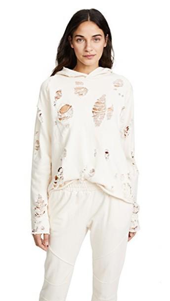 Generation Love sweatshirt white sweater