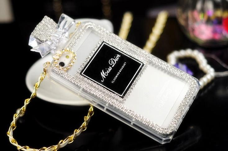 Clear bling miss dior iphone 4/4s/5/5s/6/6 plus samsung note case