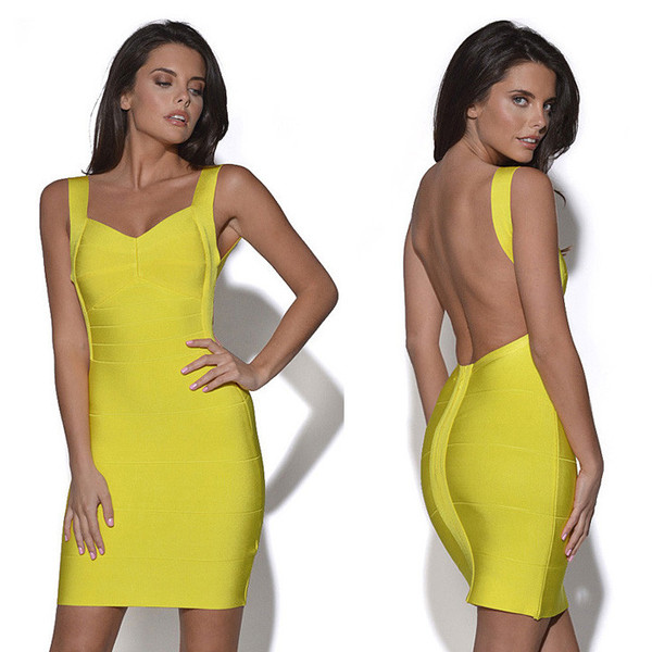 Bella bandage dress