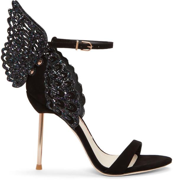 Sophia Webster sandals black shoes
