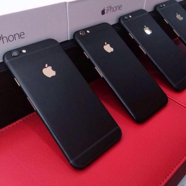 Phone Cover Phone Black Iphone Iphone 6 Case Iphone 6
