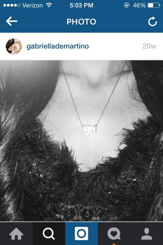 gabriella demartino faux fur top strapless glamour