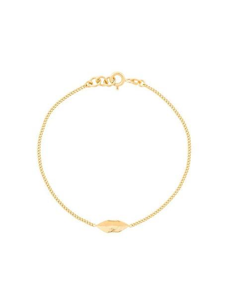 Wouters & Hendrix women charm bracelet gold silver grey metallic jewels