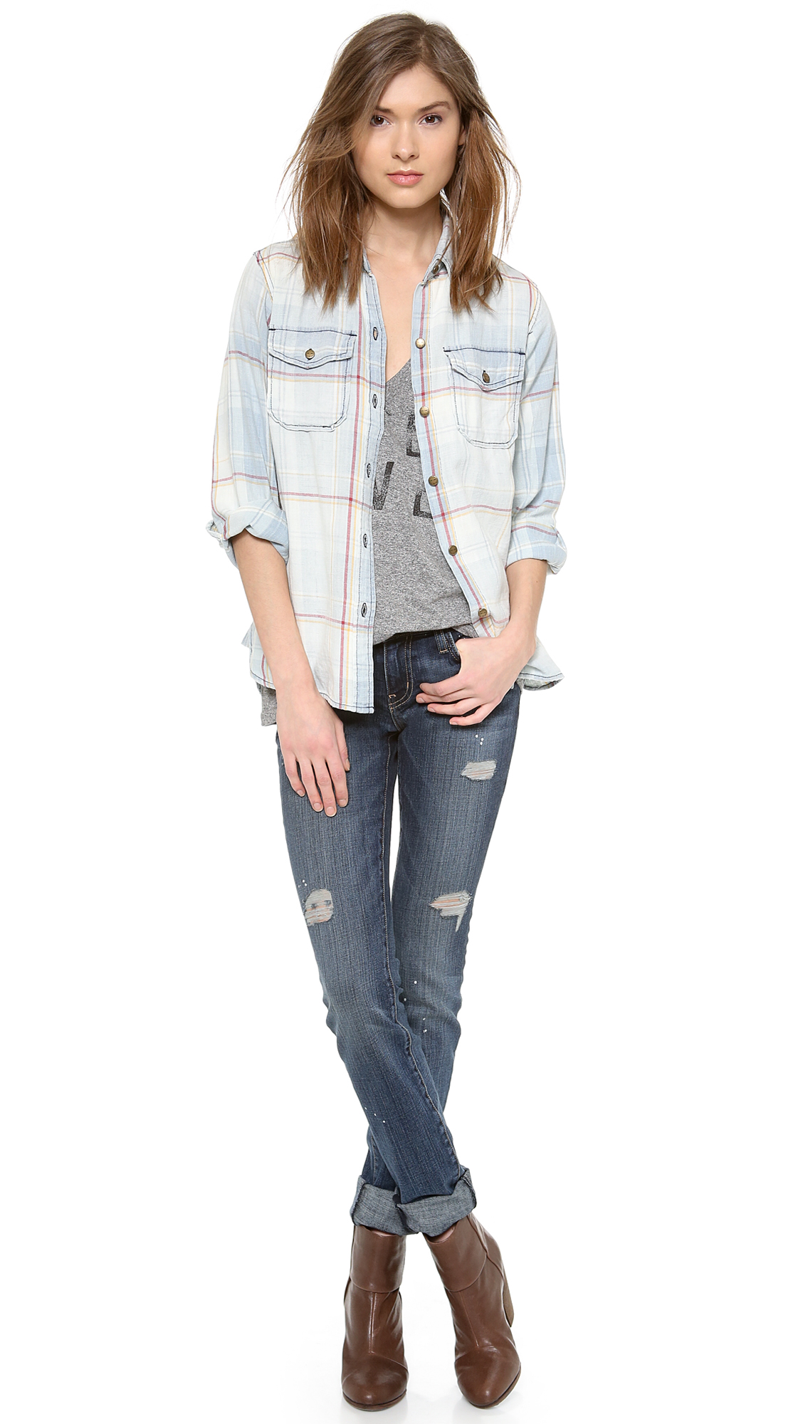 Current/Elliott The Skinny Jeans | SHOPBOP