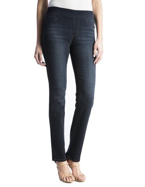 Liverpool jeans straight jeans dark