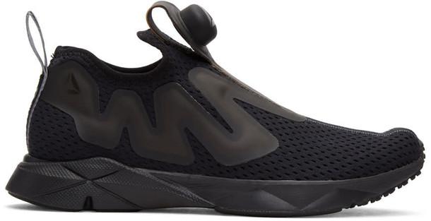 Reebok Classics sneakers black shoes