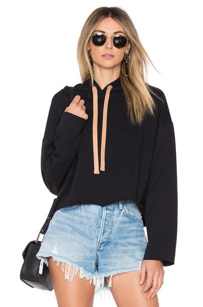 Touche LA hoodie black sweater