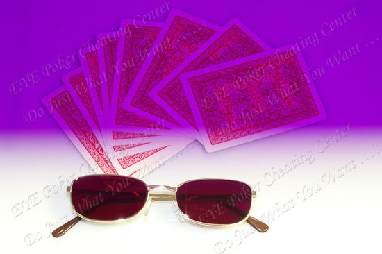 Classic IR sunglasses for marked cards_EYE Electronic