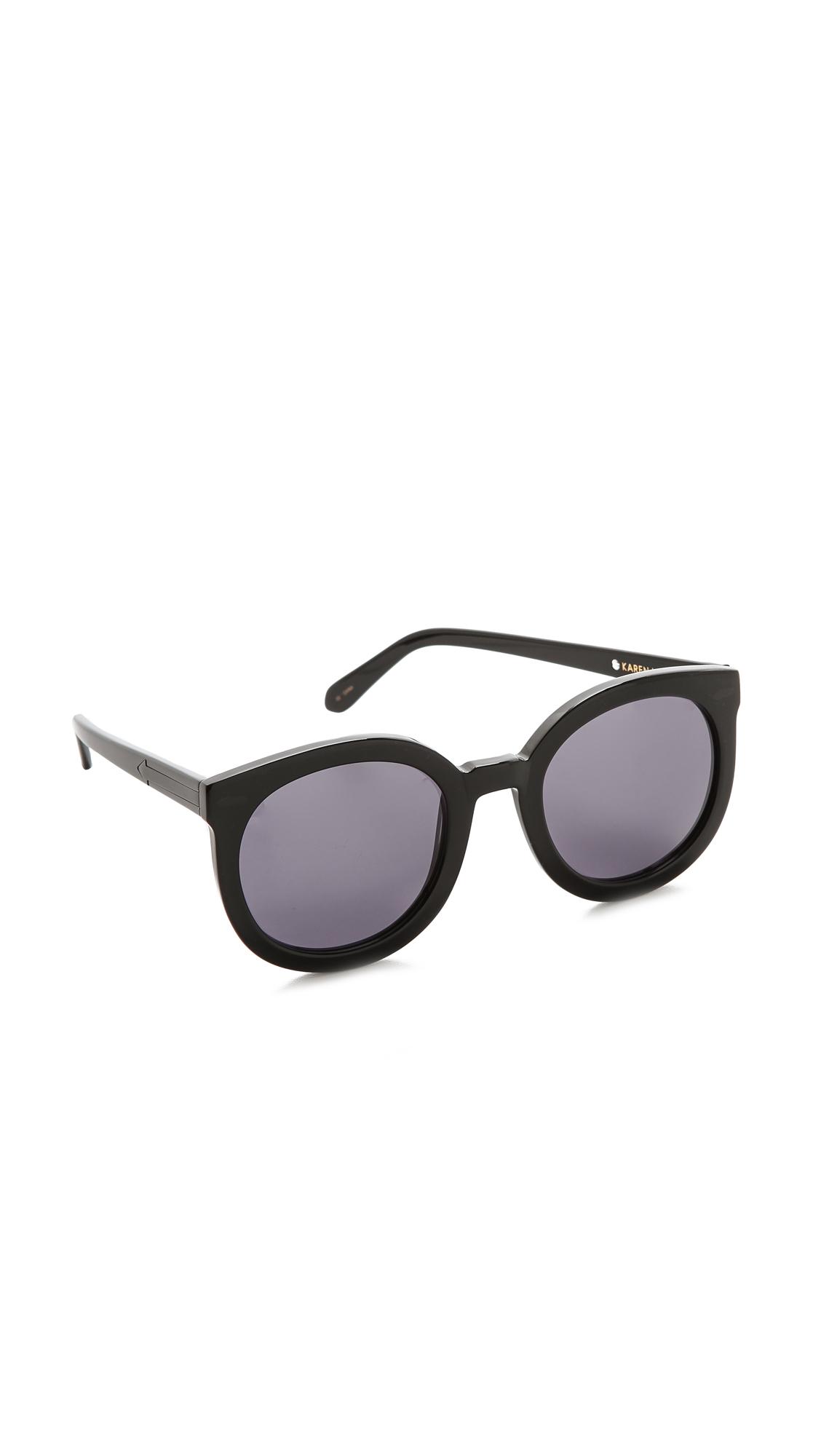 Karen Walker Super Duper Strength Sunglasses | SHOPBOP SAVE 25% use Code:FAMILY25