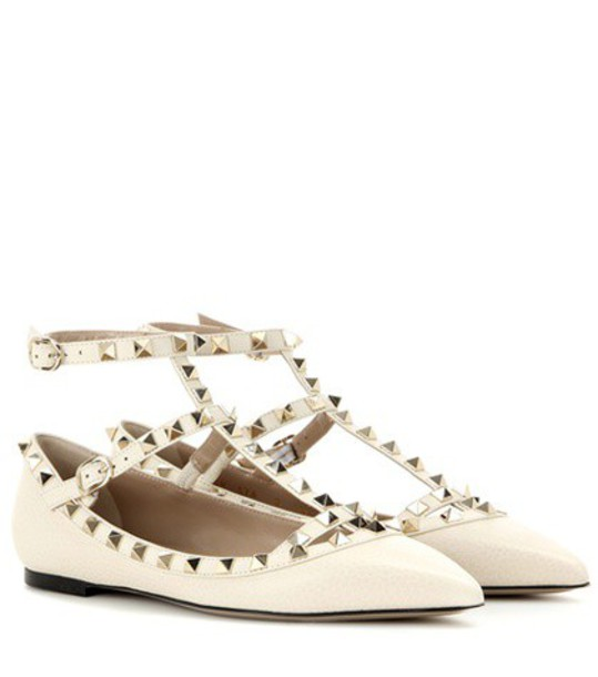 Valentino leather shoes
