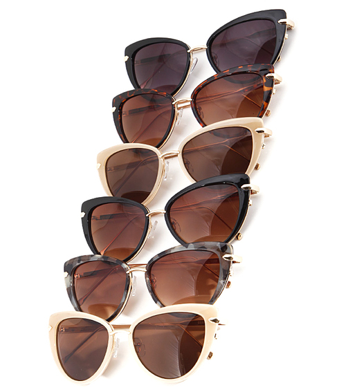 Tori Cat Eye Sunglasses