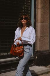 sophie van daniels,fashion & lifestyle blog with an addiction to interiør design,blogger,blouse,bag,jeans,sunglasses,shoes