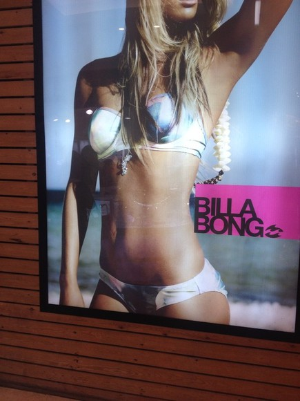 billabong swimwear