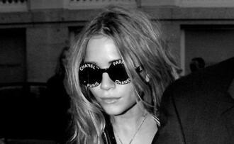sunglasses chanel paris olsen olsen sisters