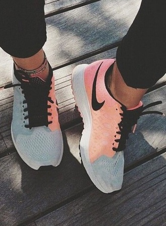 shoes nike shoes jeans