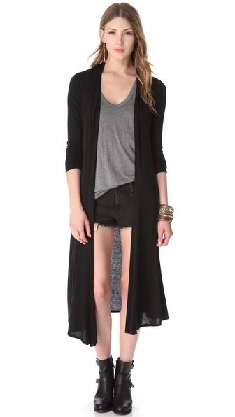 Riller & Fount Norma Extra Long Cardigan | SHOPBOP