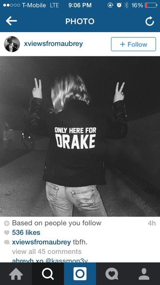 jacket black jacket drake coachella summer outfits spring