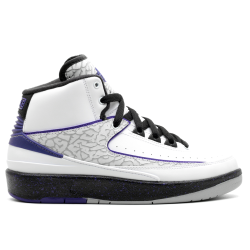 Air jordan 2 retro bg (gs)