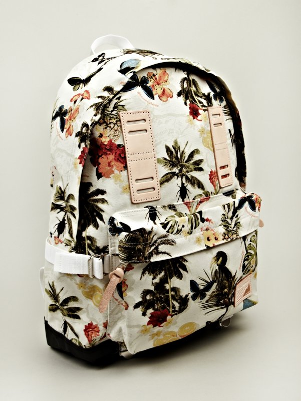 Master-piece x Nowartt Collaboration Series Backpack | oki-ni