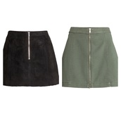 skirt,khaki,mini skirt,black,zip,zipped skirt,grunge,tumblr,style,beautiful,goth hipster,hipster