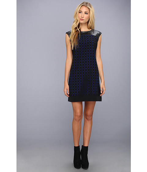 rsvp Mansi Dress Black/Sapphire - Zappos.com Free Shipping BOTH Ways