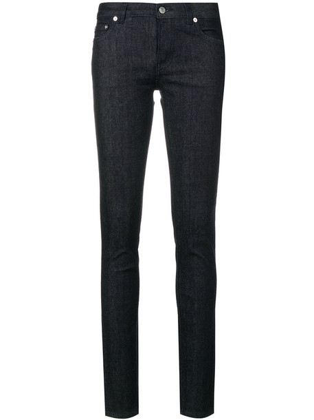 Givenchy jeans skinny jeans women spandex cotton blue