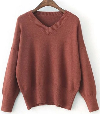 sweater girl girly girly wishlist knitwear v neck knit knitted sweater fall sweater fall colors