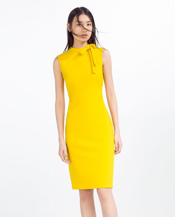 Original DRESS From ZARA Saved To Summer 2016 Shop More Products From ZARA
