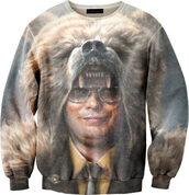 sweater,dwight schrute