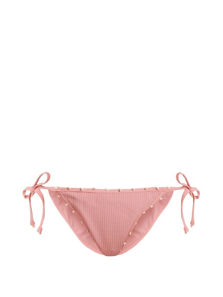 marysia swim bikini pink swimwear