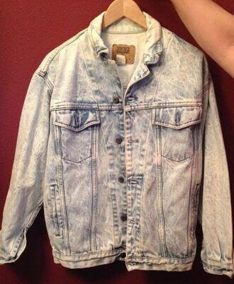 jacket denim vintage grunge hipster