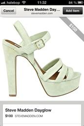 shoes,chunky,platform shoes,cute,high heels