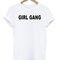 Girl gang tshirt