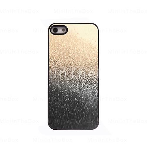 Goutte de cas dur de conception d'eau en aluminium pour iphone 5