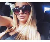 sunglasses,matte black,black sunglasses,black