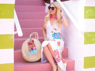 cortinsession blogger dress bag jewels shoes sunglasses