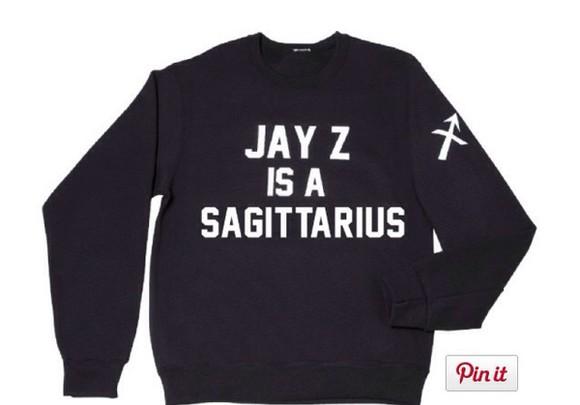 Jay Z sweater
