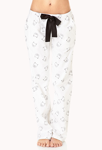 Cat Craze PJ Pants | FOREVER 21 - 2000075873